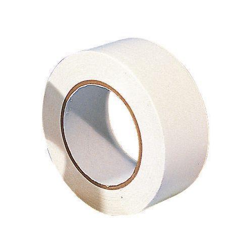 Tape  Lane Marking 6 Rolls Of White 50mm Widex33M Long