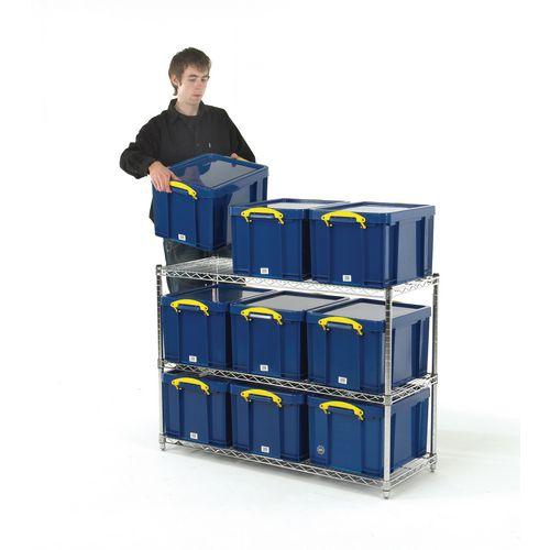 Ll2 Low Level Archive Unit (Blue Boxes)