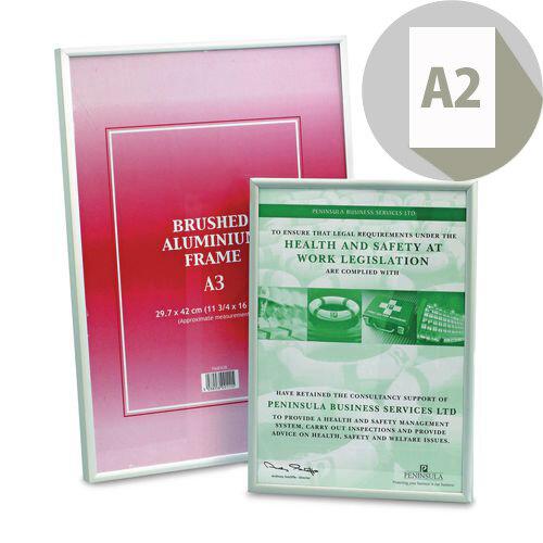 A2 Aluminium Frame