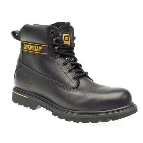 Caterpillar Safety Boot Black Size Black Size 9