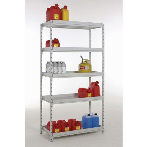 Containment Shelving - Starter bays Depth mm 600