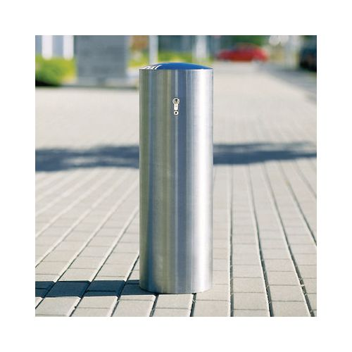 Chichester Xl Town Bollard Removable Fixing