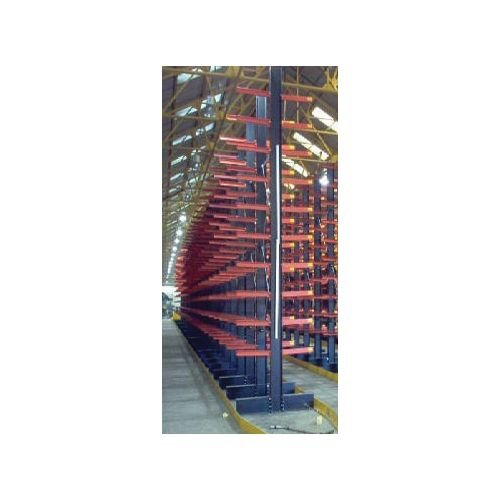 Cantilever Double Sided Add-On Unit + 6 Arms (1500mm Wide) 1000mm Arm Length