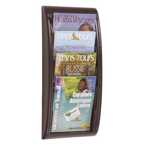 Fast Paper Quick Fit Black Display A4