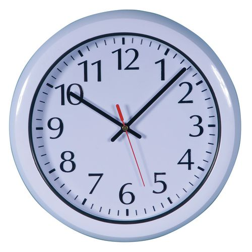 30Cm Waterproof Quartz Clock