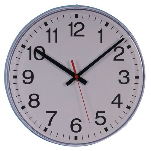 30Cm Quartz Clock With Silent Movement