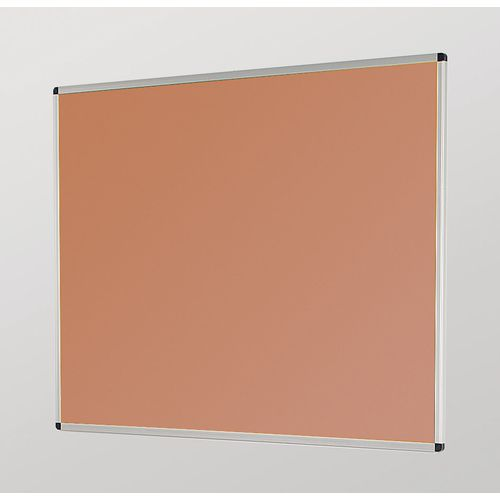 Aluminum Frame Noticeboard 1200x900mm Silver Frame Cork Board