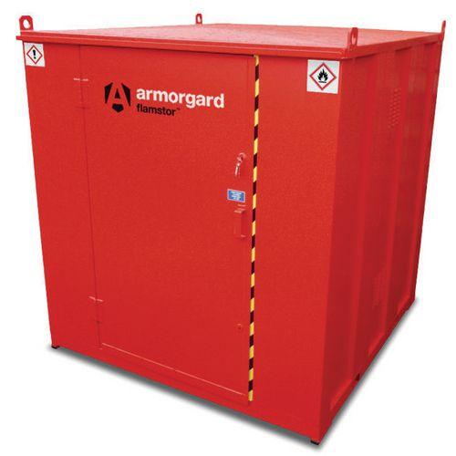 Flamstor Walk-In Hazardous Storage Container 2000X2000X2100H