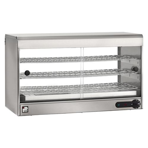 Modular Heated Pie Cabinet Capacity 60 Pies