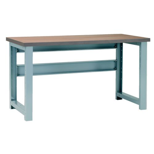 Premier 2 Workbench 1500(L)x700(W)x840(H) Veneer Worktop