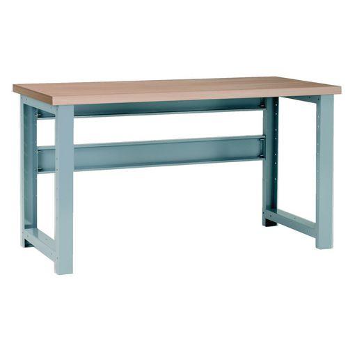 Premier 2 Workbench 1500(L)x700(W)x840(H) Mdf Worktop