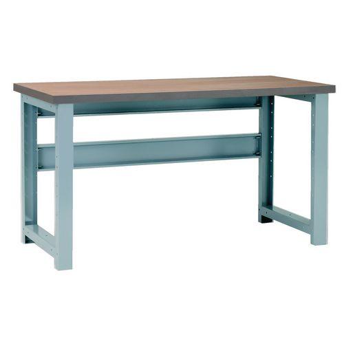 Premier 2 Workbench 2000(L)x700(W)x840(H) Veneer Worktop
