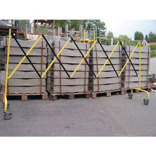 Expanding Barrier 109X50X5Cm