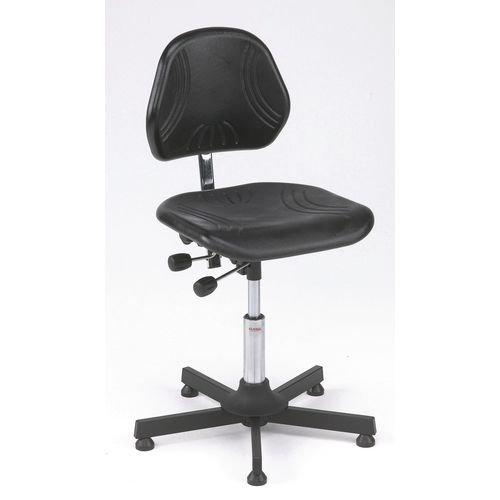 Comfort Chair Steel Base Seat Height 46 59Cm