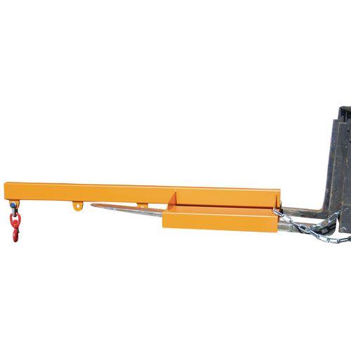 Rigid Crane Arm 2400mm Long,2500Kg Capacity