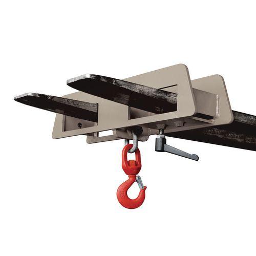 Hook Crane 7500Kg Cap.Galvanised