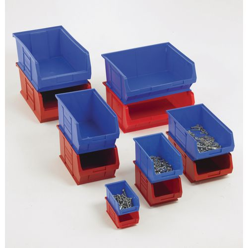 Topstore Containers  Tc2 Blue Pack Of 20