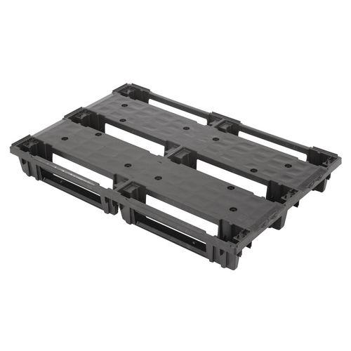 Plastic Pallet (Nesting Runner Style) 800X1200mm (800Kg)