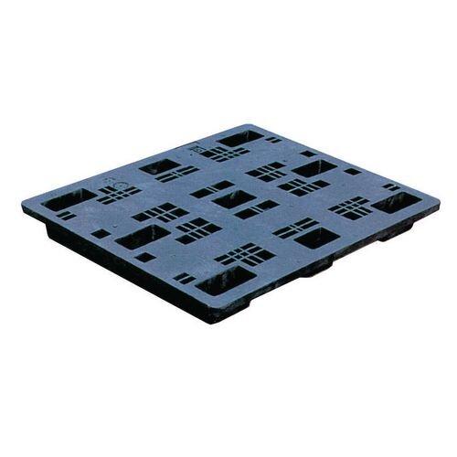 Plastic Pallet (Nesting) 1000X1200mm (1000Kg)