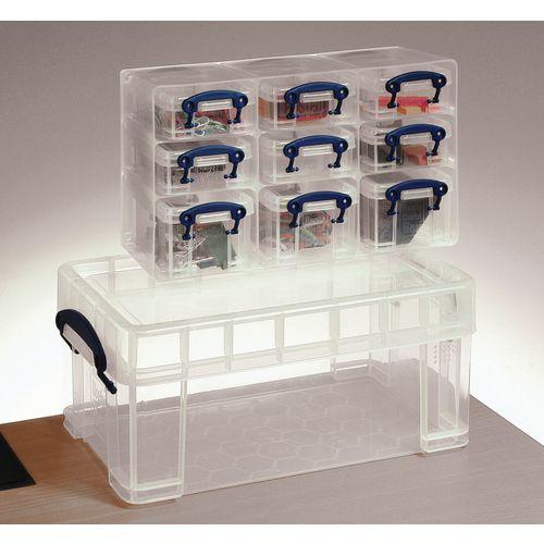 5 Litre Xl Clear Box