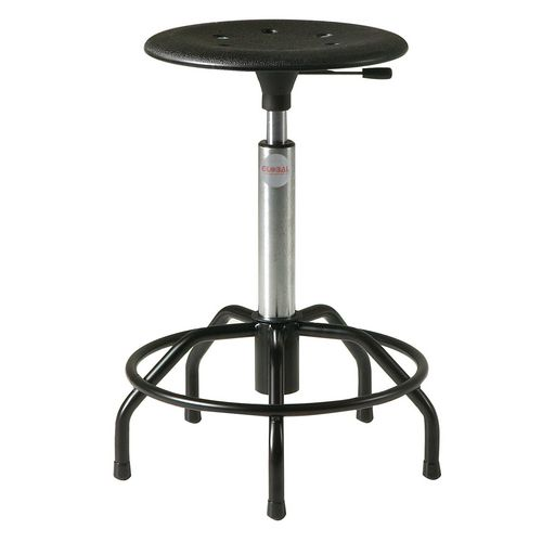 Sigma Stool Spider Steel Base Seat Height 54-80 Cm