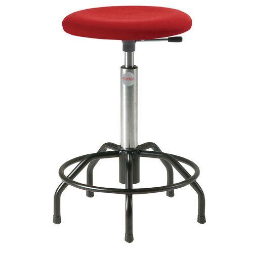 Beta Stool Spider Steel Base Seat Height 54-80 Cm