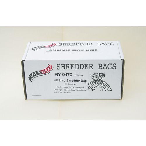 Swrap 50 200 Litre Shredder Bag