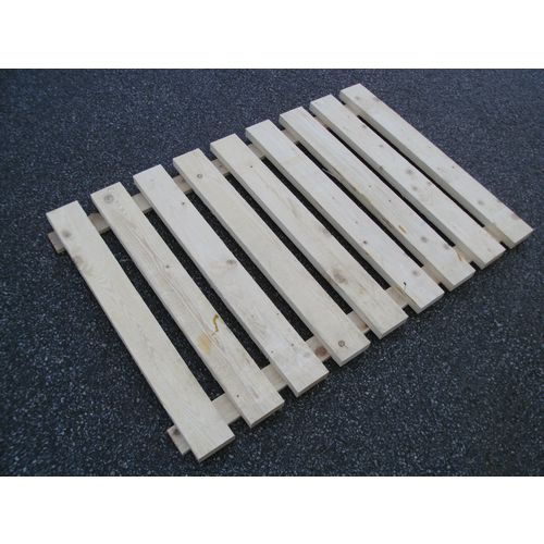 Timber Decking 1340X900mm Open Board Untreated