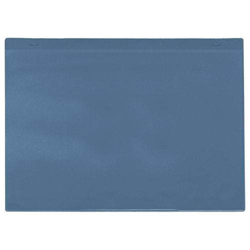 Self-Adhesive Blue Document Pocket Id 155X230mm