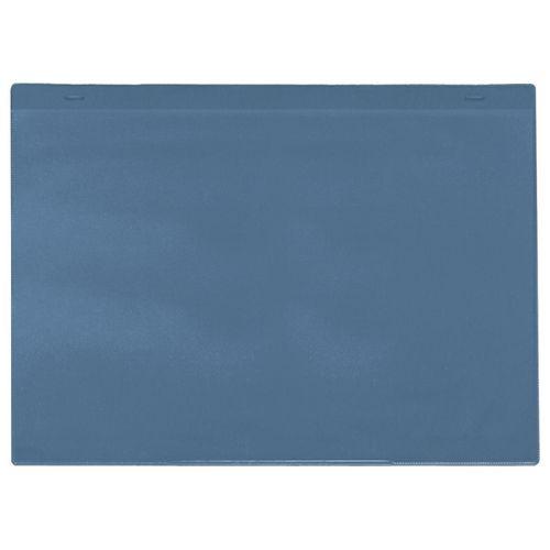 Magnetic Blue Document Pocket Id 215X310mm