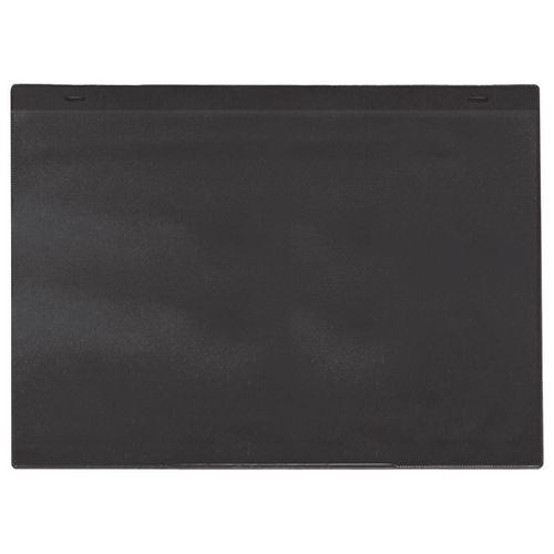 Magnetic Black Document Pocket Id 155X230mm