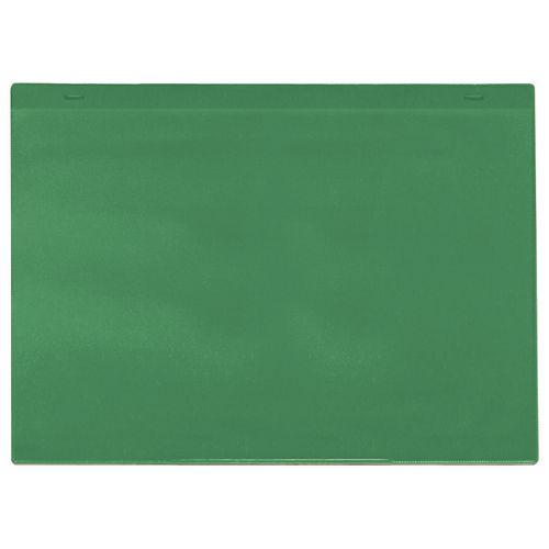 Magnetic Green Document Pocket Id 155X230mm