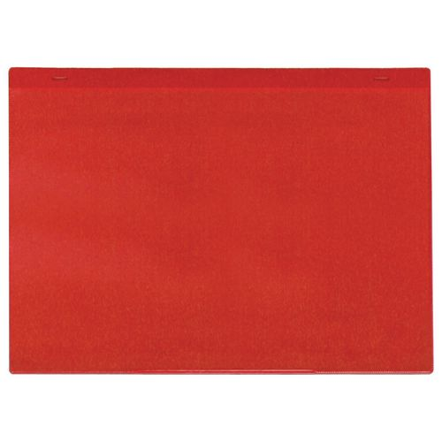 Magnetic Red Document Pocket Id 155X230mm