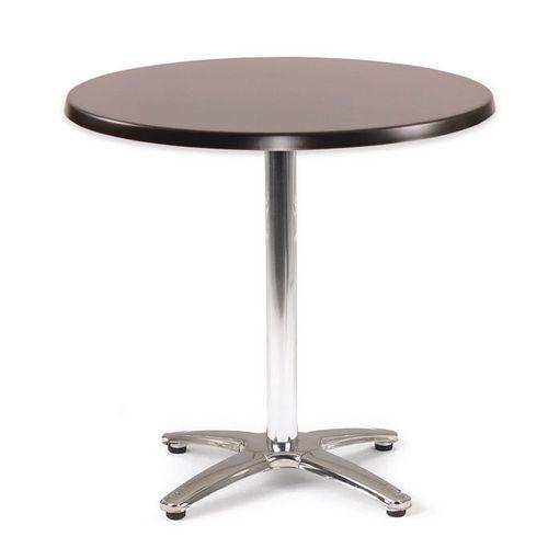Spectrum Circular Table 700mm Dia Black