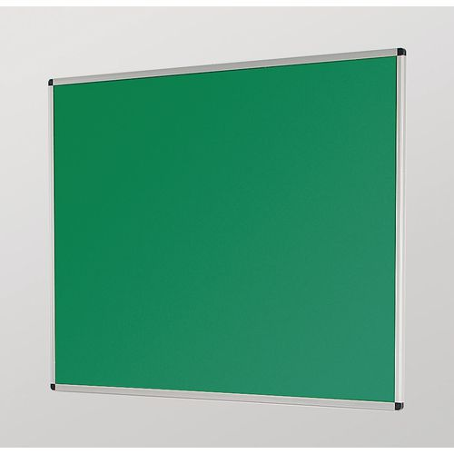 Aluminium Framed Noticeboards 1200X1200 Green Board