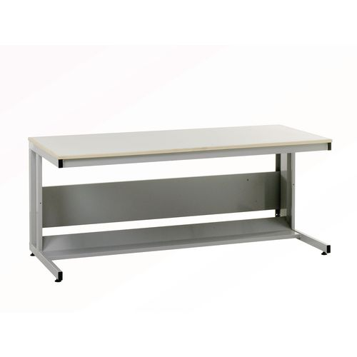 Cantilever Bench 1800x600 Mdf Top