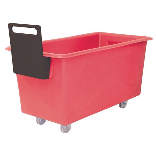 Truck Food 1219X610X610mm Red With Handle
