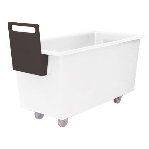 Truck Food 1219X610X610mm White With Handle