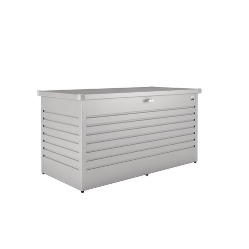 Leisuretime Box Size 180 Metallic Silver
