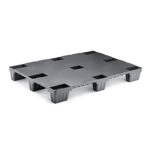 Light Weight Nesting Pallet Flat Deck1200x800mm