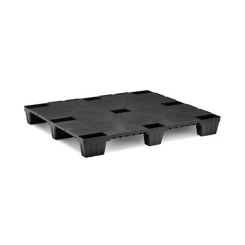 Light Weight Nesting Pallet With Flat Deck 1200x1000mm
