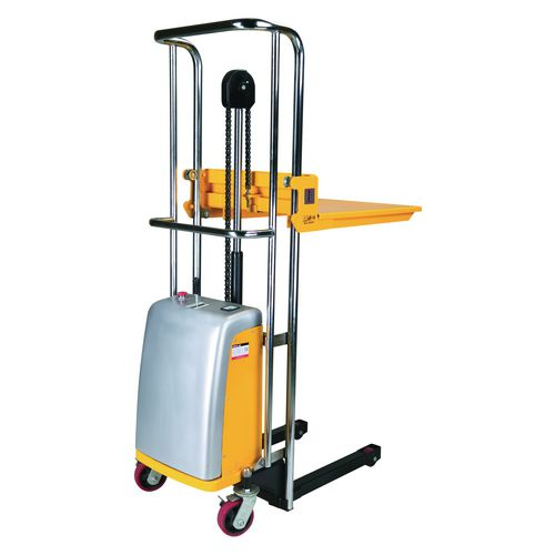 Electric Mini Stacker Lift Height 1200mm