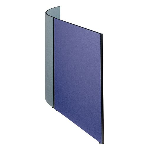 Busyscreen Partition System Flat Screen W1000xH1825mm Royal Blue