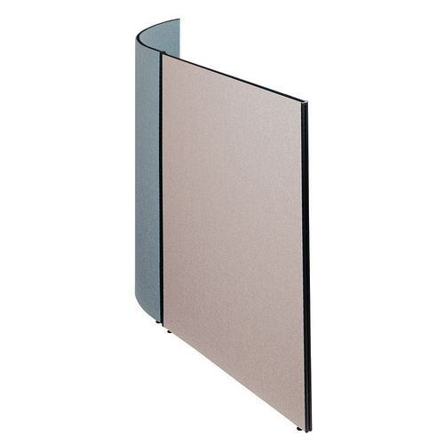 Busyscreen Partition System Flat Screen W1000xH1825mm Light Grey