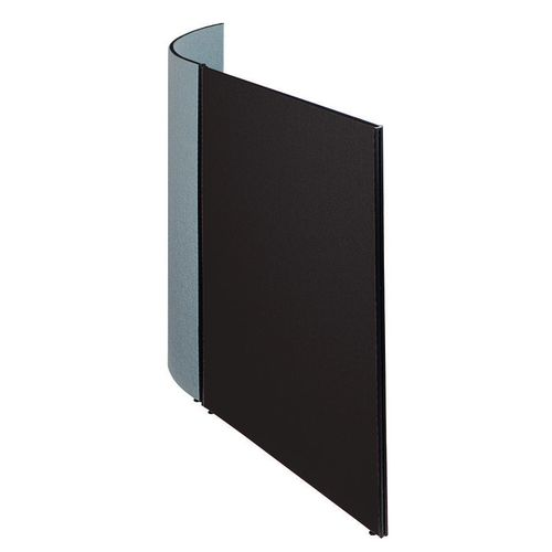 Busyscreen Partition System Flat Screen W1200xH1825mm Black