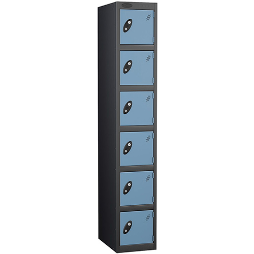 Black Body Locker 12x18 6 Ocean Doors