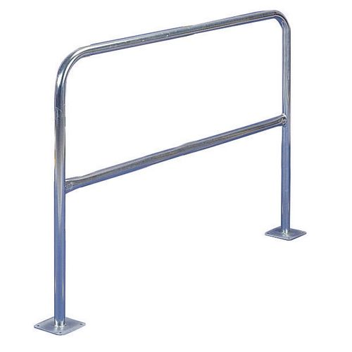 Concrete-In Barrier 40mm 1M Zinc Plated