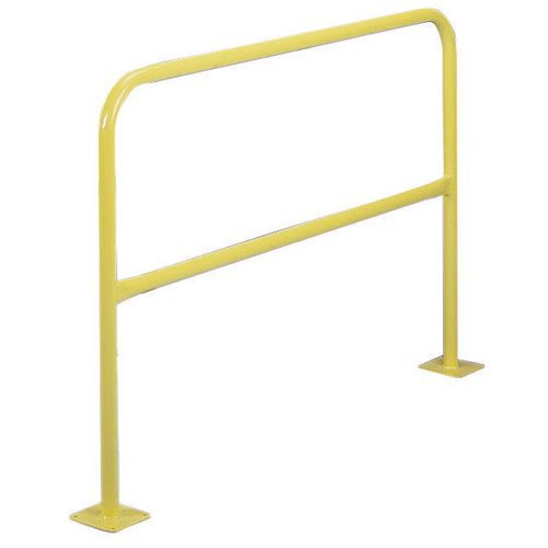 Concrete-In Barrier 40mm 1M Yellow