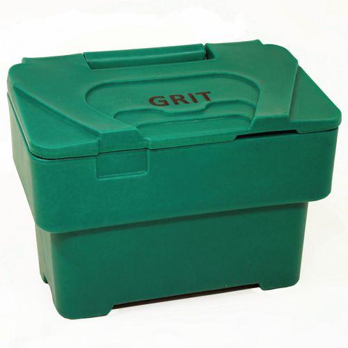 115 Litre Grit Bin Green
