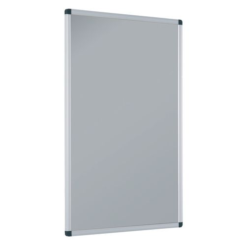 Budget Felt Noticeboard 900x1200mm (Hxw) Grey